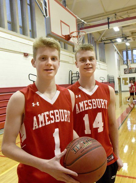 Keliher brothers fuel Amesbury basketball's resurgence