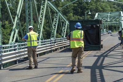 Rocks Village bridge closed after accident