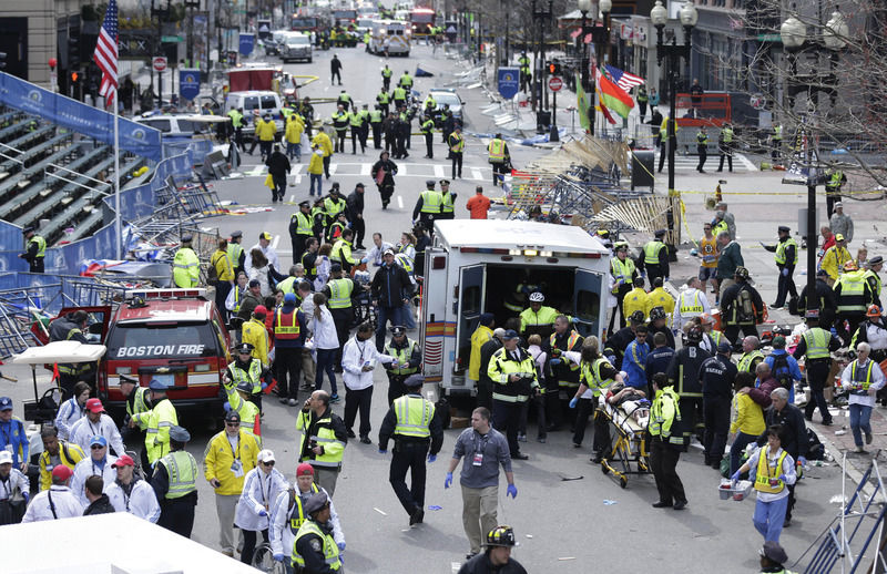 Boston Marathon Explosions [Duplicate]