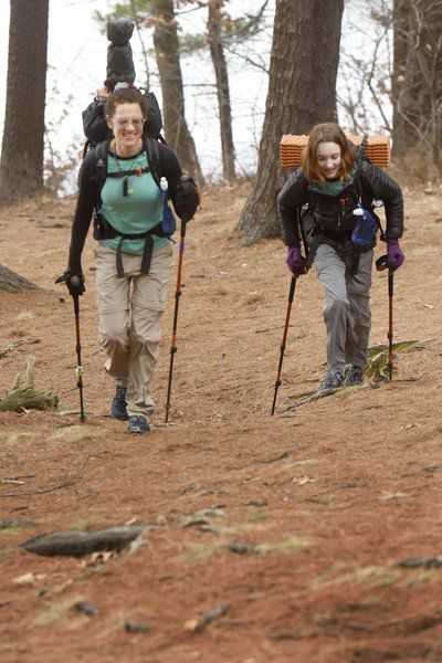 Amesbury mother-daughter duo set out for Appalachian Trail