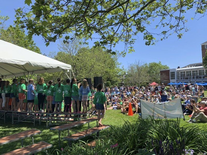 Port music students shine at2nd annual Waterfront Festival
