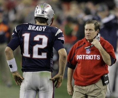 Burt: Patriots dynasty won't end tonight