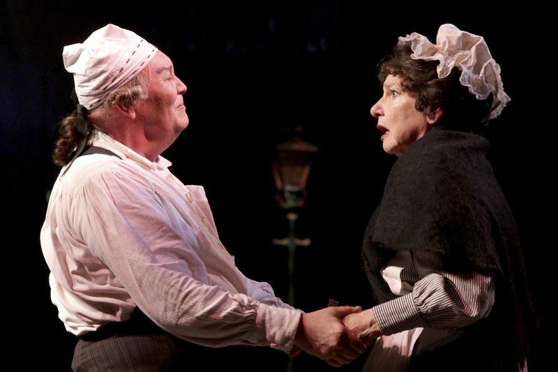 A milestone 'Christmas Carol': Performers return to roles in Dickens' holiday classic for 25th time