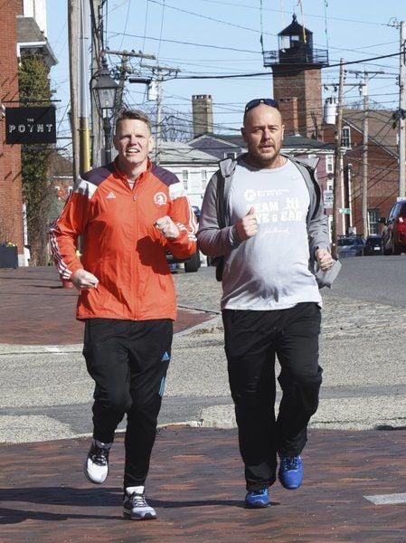 Port man to run marathon in slain couple's memory