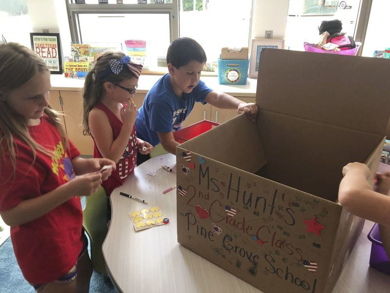 Triton students mark 9/11 as a day to serve