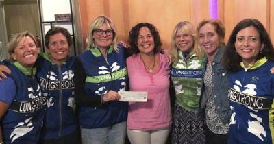 Area restaurants raise $7K to fight lung cancer