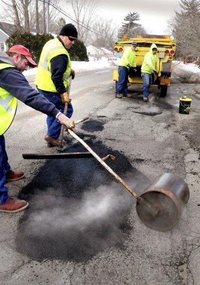Governor sets up $30M emergency pothole fund