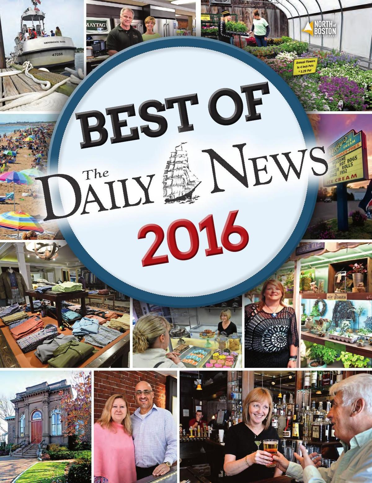 Best of Newburyport 2016