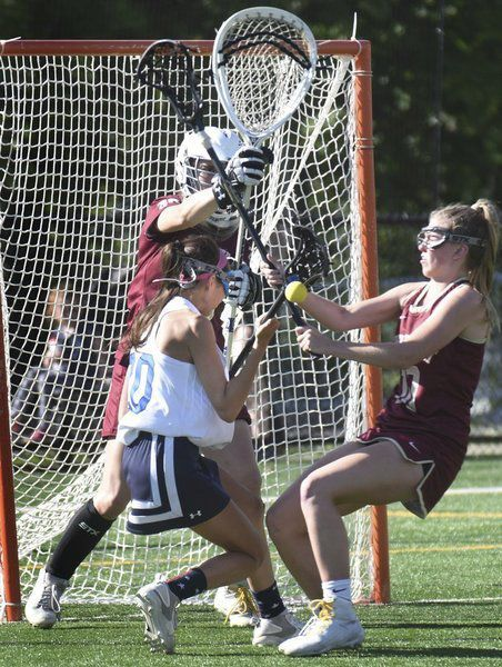 All hail the King! Sam King keys wild comeback as Newburyport lacrosse stuns Swampscott in OT