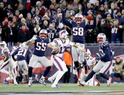In win over Buffalo, Patriots show how team can succeed in January