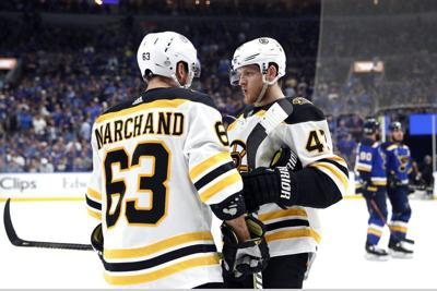 Breaking down the Bruins by their playoff numbers