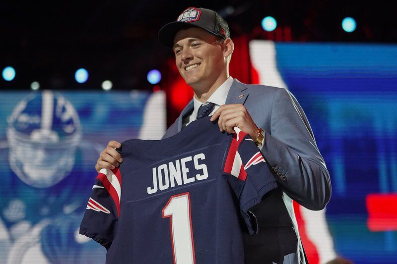 NFL Draft: Patriots find 'the next guy' in Mac Jones, plus other draft thoughts