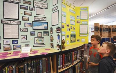 Student project focuses on civic engagement