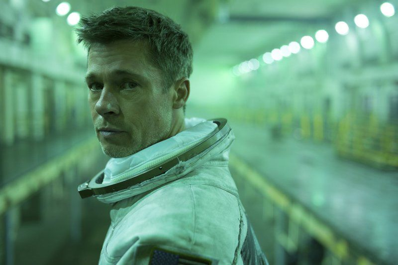 Movie review: A space odyssey with Brad Pitt in 'Ad Astra'