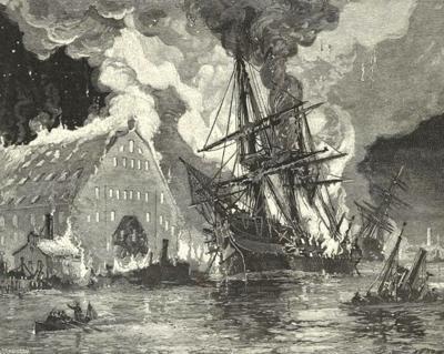 As I See It: Saga of the frigate Merrimack