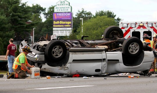 Amesbury man dies in I-95 accident | Local News