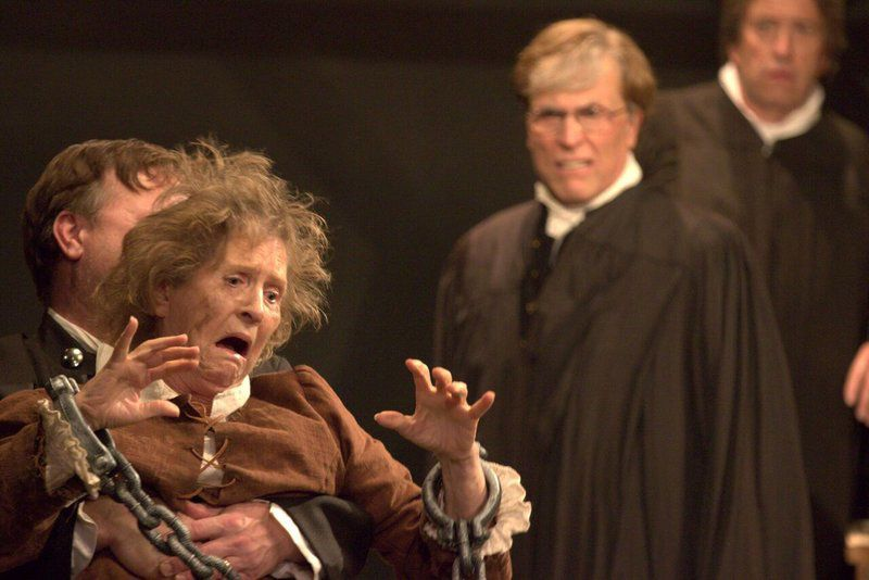 History in the making: Play based on Salem Witch Trials opens today