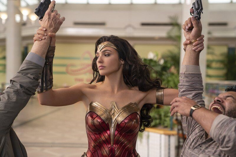 Movie review: Wonder Woman combats a huckster's rise in '1984'
