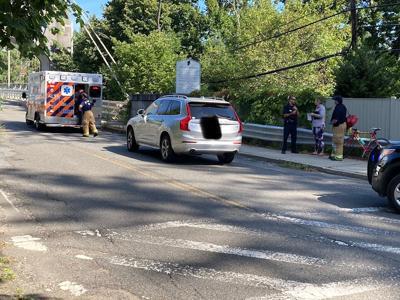 Bicycle Accident at Chain Bridge