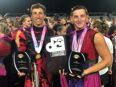 Merrimac residents win top title at drum corps finals