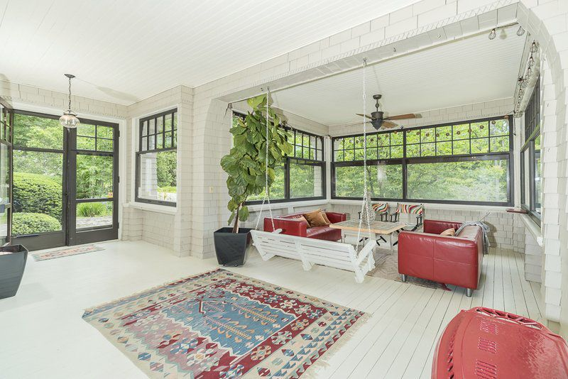 Manchester manse affords eclectic and gracious living