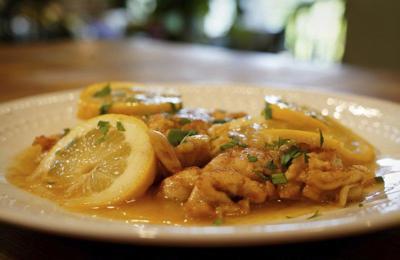 Brighten up dinner with easy lemon chicken
