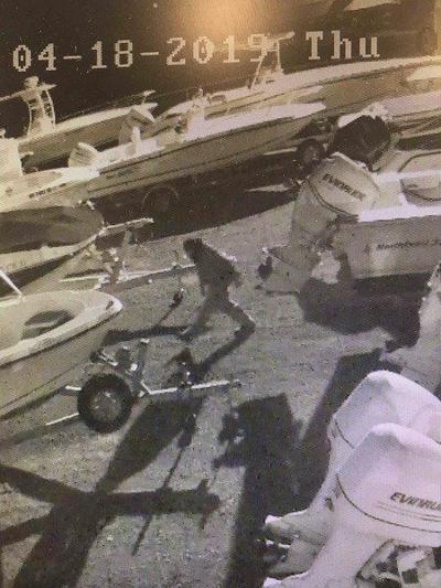 GPS units stolen from boats in Salisbury