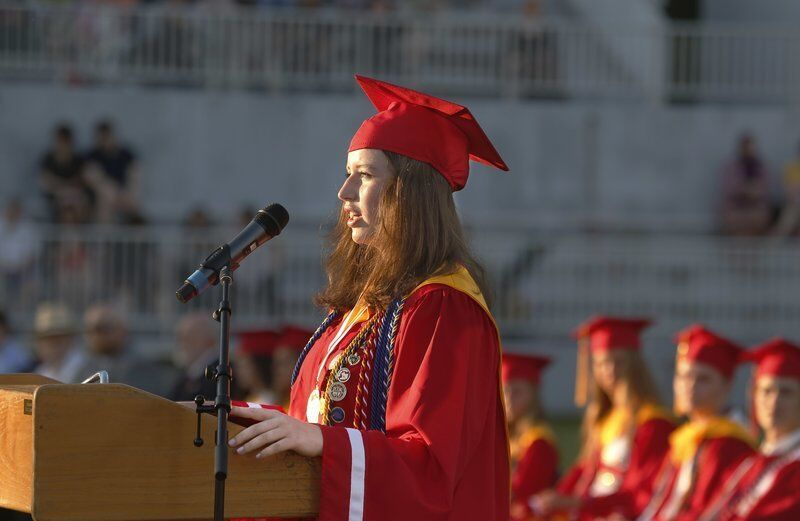 Amesbury Class of 2021 grads celebrate after most challenging year