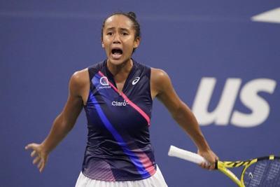 'Happy-go-lucky' teen Fernandez upsets Kerber at US Open