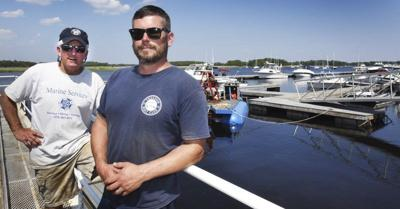 Waterfront veteran buys marina