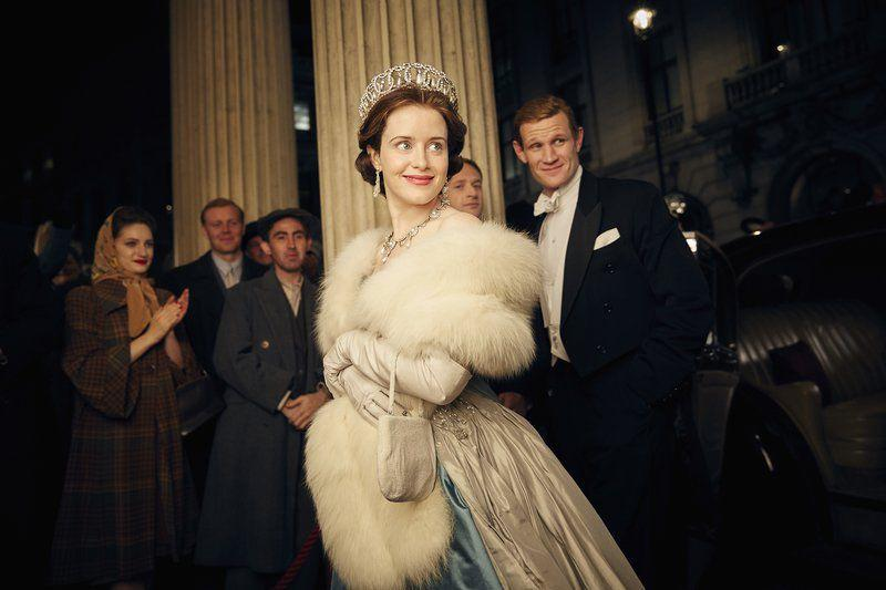 wedding and 'The Crown,' what's a royal obsessive to do?   Lifestyles