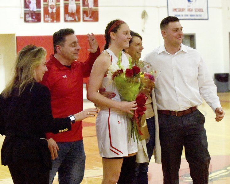 Amesbury's Napoli reaches 1,000 points as Indians beat Masco in thriller