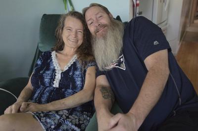 Woman grateful afterorgan transplant