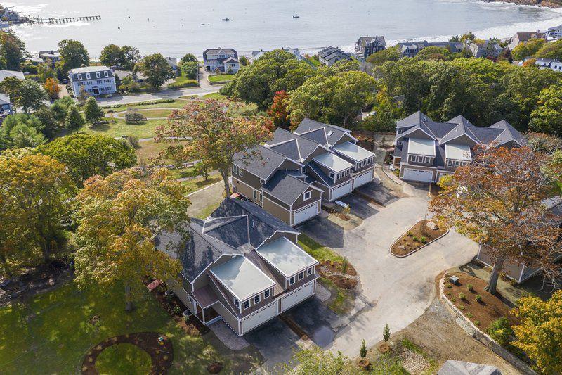 Enjoy lavish, low-maintenance living on coastal Cape Ann