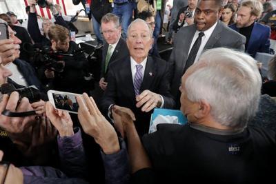 Democrats step up attacks to stopBloomberg