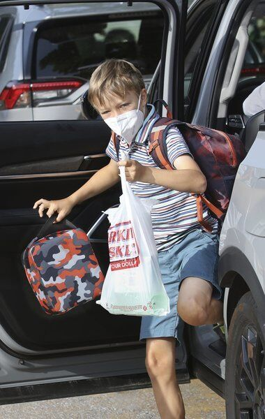 Smooth first day for Amesbury schools