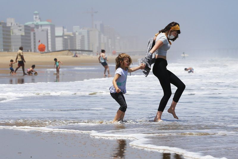 Virus upends tourism marketing, sparks idea of 'safecations'