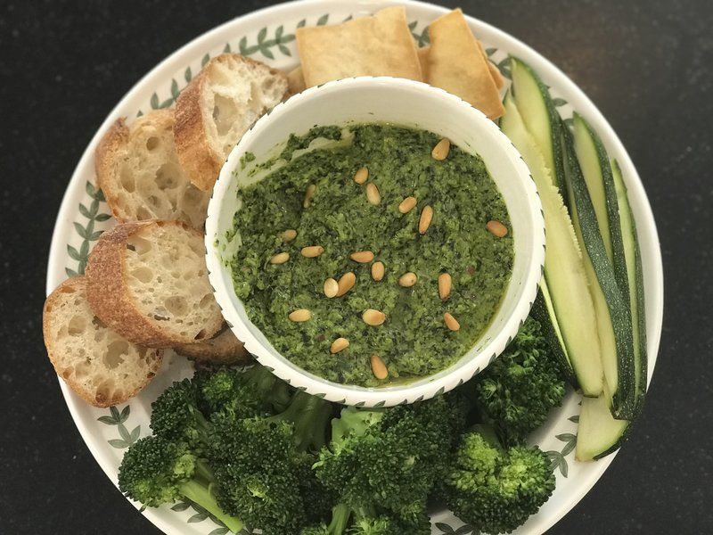 Double dipping: Stay cool with these versatile and herbaceous recipes
