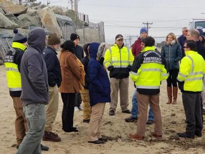 Newbury officialscheck beach conditions
