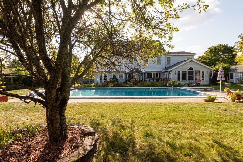 Expanded Danvers Colonial affords space, grace and flexibility