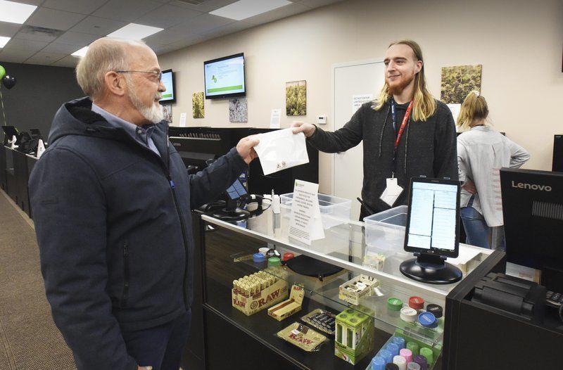 Amesbury's first retail marijuana shop opens