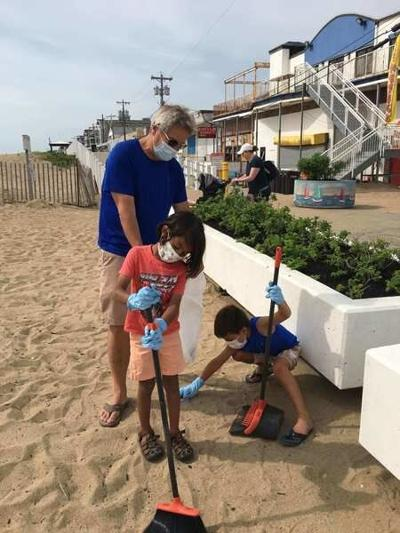 Salisbury Beach Center is back, ready for cleanup