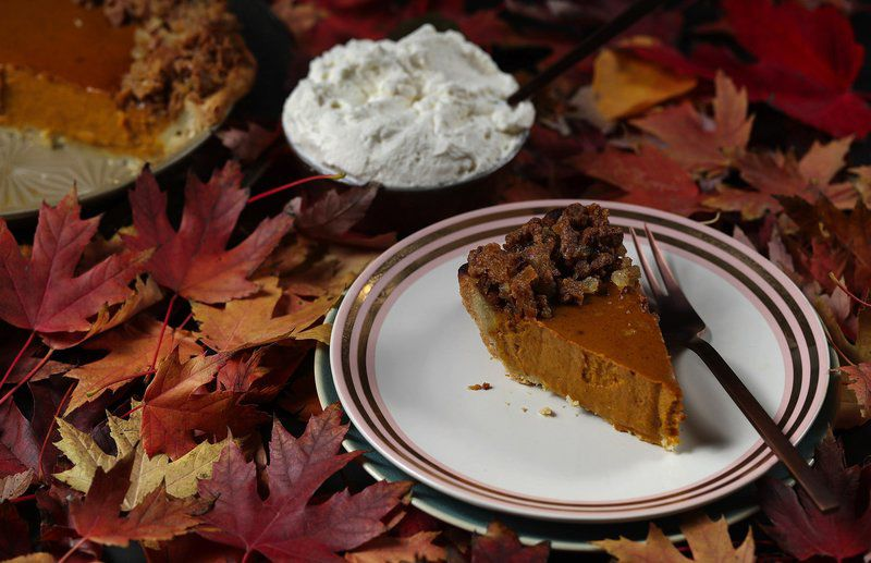 Two tricked-out pies to be thankful for