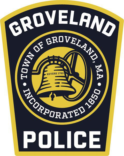Groveland police debut new patch honoring town's history