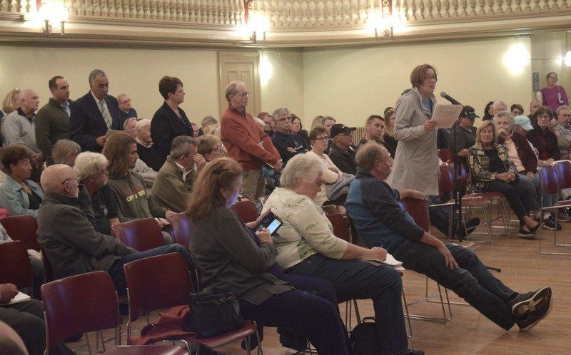 Newburyport residents speak out against Waterfront West