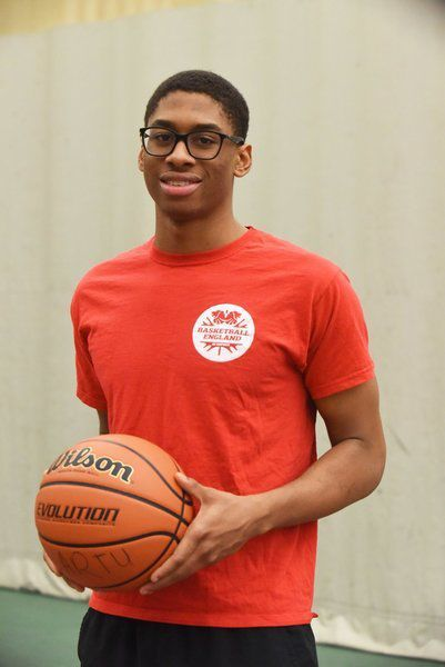 British baller: London'sEljay Morris taking game to new heights at Governor's Academy