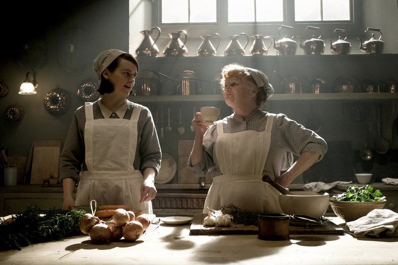 Movie review: 'Downton Abbey' film is stately but too safe