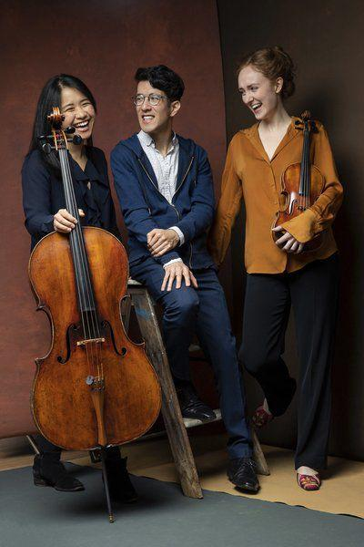 Merz Trio to feature works by Beethoven, Schubert