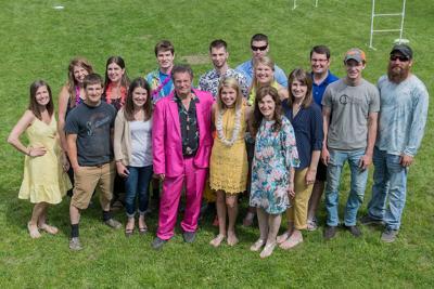 Last of 16 Siblings Graduates