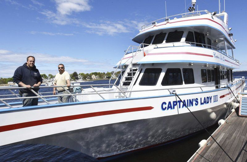 Captain S Lady Plum Island